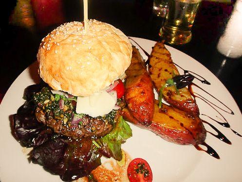 Duke's Burgers, Greenside (Getaway's pick for No. 1 burger in Jozi)