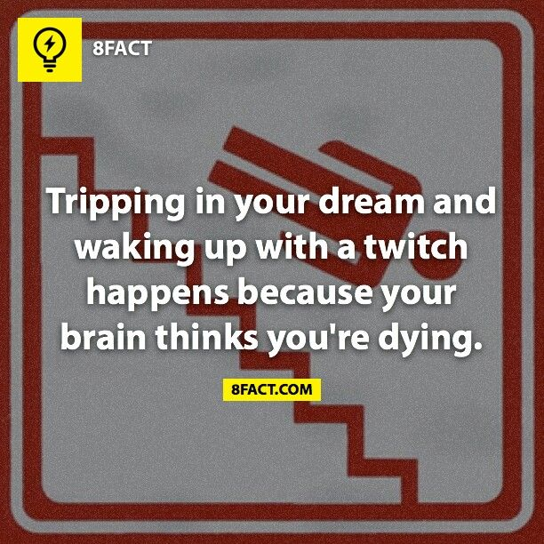 Oh my gosh... the picture behind it 100% represents my most common nightmare from when I was 5! Jumping down all 12 of our stairs and dying. After jumping I would always force myself awake!