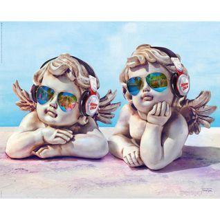 Plakat Mini ANGELS COOL CHILLIN