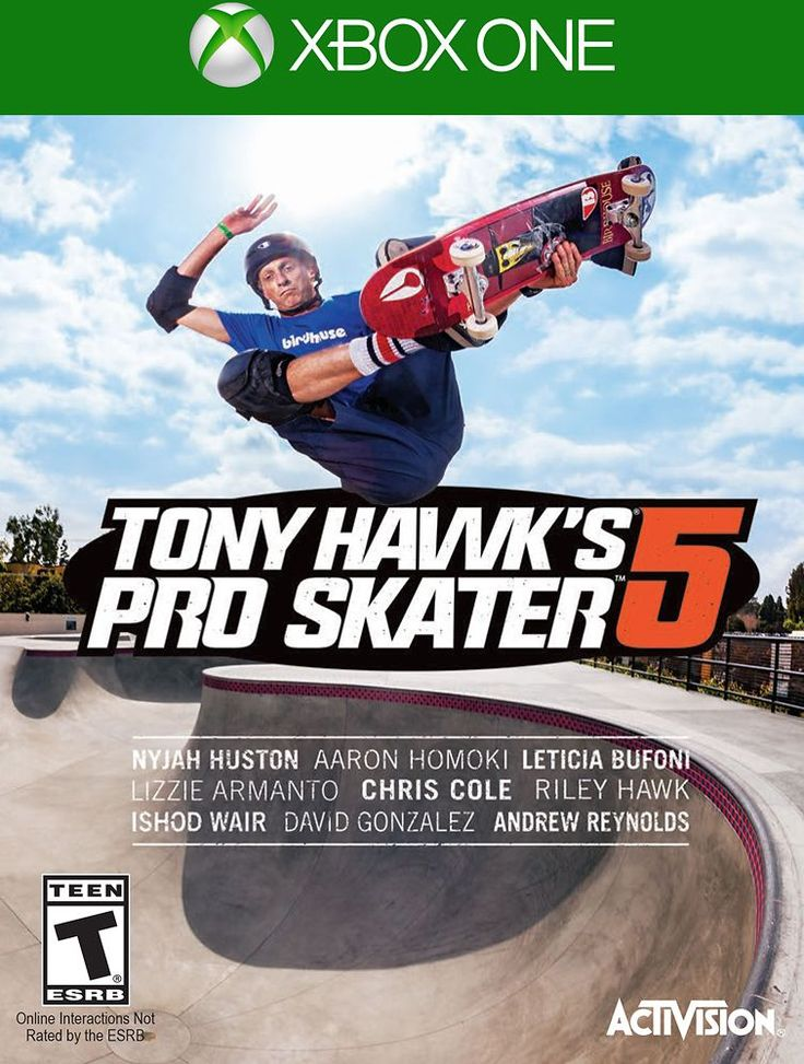 Tony Hawk's Pro Skater 5 - Xbox One, Multi, 77068