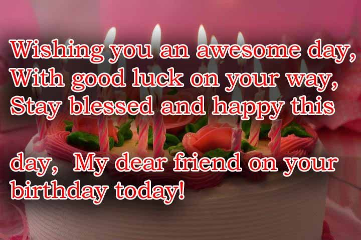 Beautiful birthday wishes and quotes