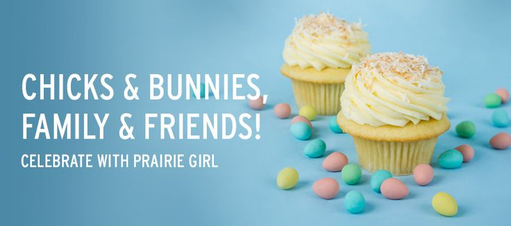Easter is just around the corner, get your orders in quick to save disappointment!