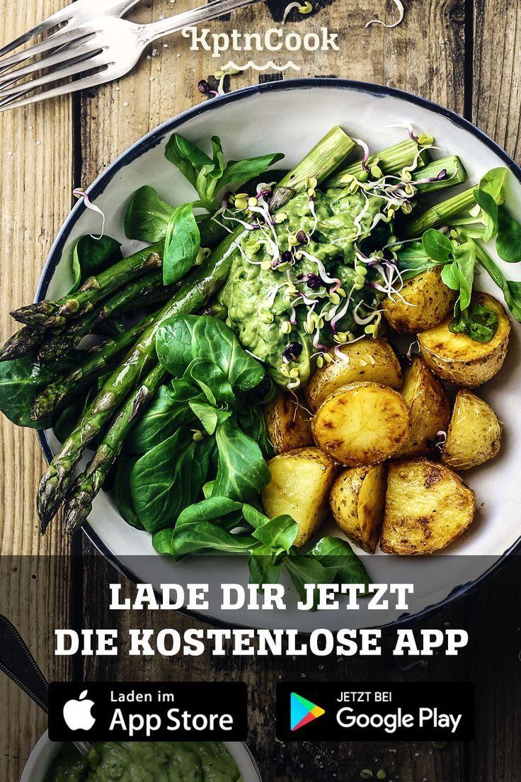 Die Koch App Mit Einkaufsliste Kptncook App App Die Einkaufsliste Kochapp Kptncook Mit Koch App Rezepte Neue Rezepte