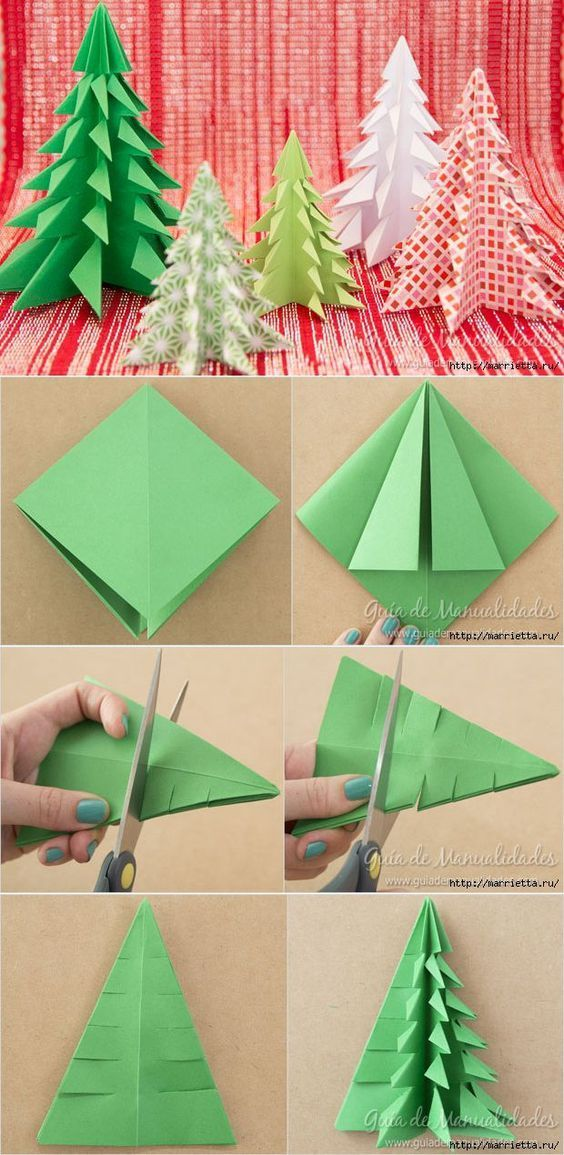 51 Christmas DIY Card Ideas for Kids