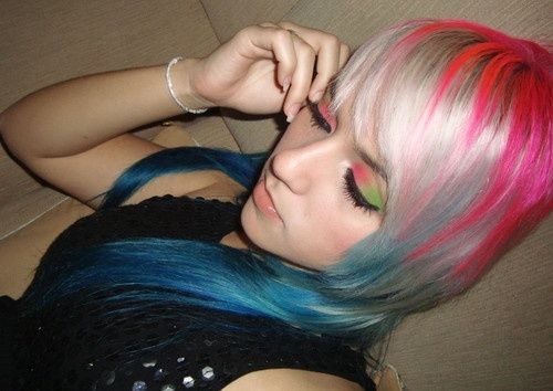 Claudia Lynx Body | fade in fade out | Hair/fashion | Pinterest