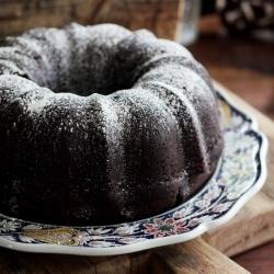 Recipe for coffee rum cake