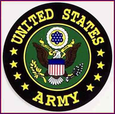 Army - served in the late 1980's and I am very proud of him for his service.