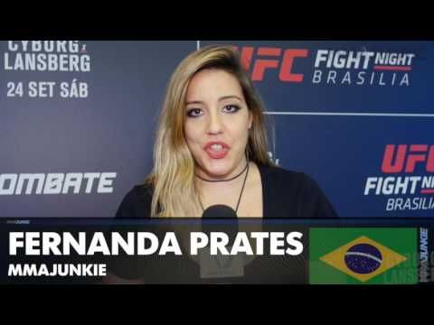 MMA MMA Media predict Cristiane Justino vs. Lina Lansberg