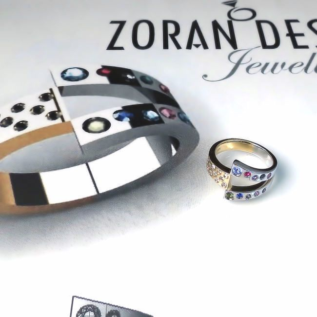 74 best Custom Jewelry Design Modern Jewellery images on Pinterest