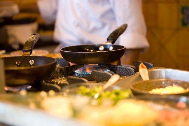 Przepisy kulinarne wg pięciu smaków.