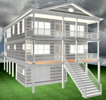 56 best house plans/styles images on pinterest | beach house plans