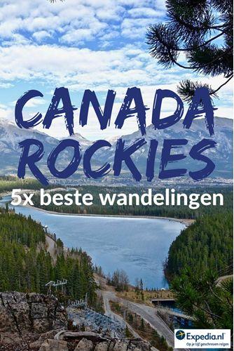5x beste wandelingen in de Canadese Rockies    Expedia Insider Tips