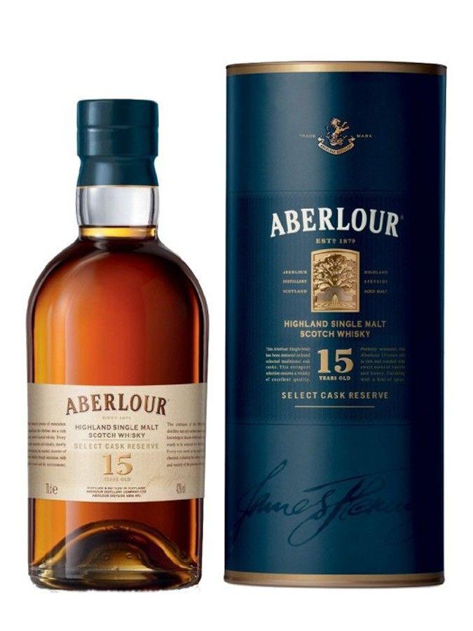 Whisky ABERLOUR 15 ans 43% - La Maison du Whisky