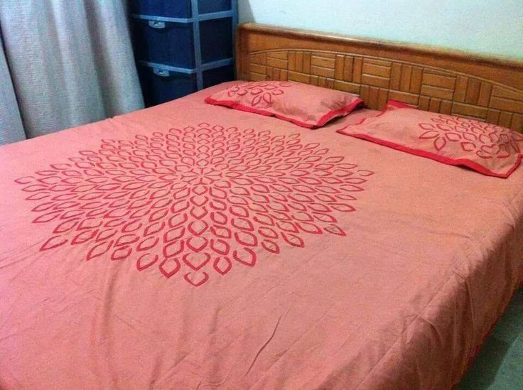 aplic bed sheet design 2