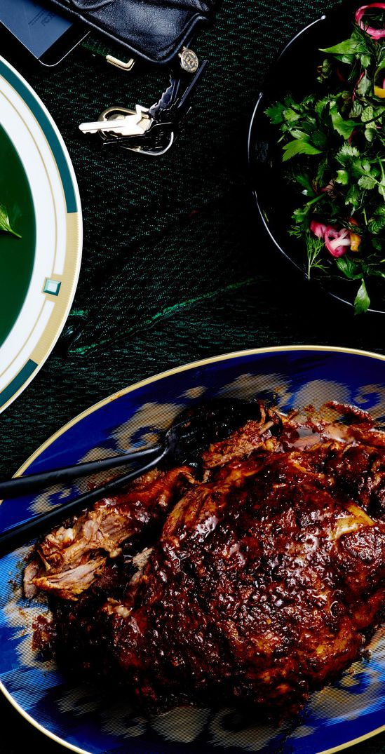 Lamb Shawarma recipe: Meltingly tender and totally worth the effort.