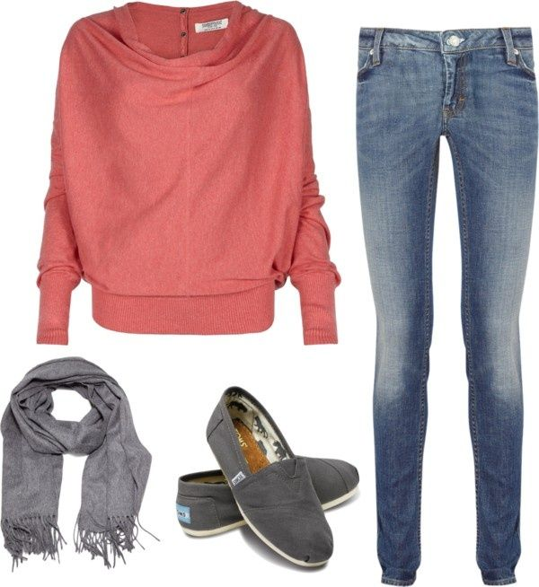 fall... love: Skinny Jeans, Style, Grey Toms, Cantwait, Clothes, Dream Closet, Fall Outfits, Fall Winter