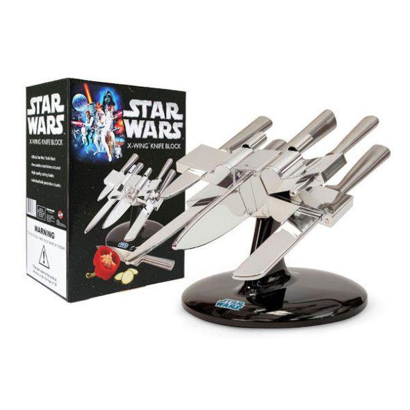 set di coltelli Star wars su thefowndry.com