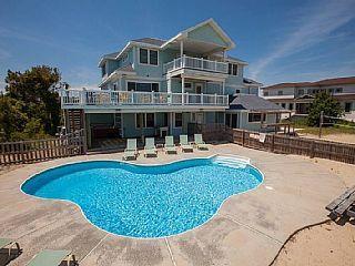 A+Wish+Upon+A+Star:+8+BR+/+8.0+BA+house+in+Virginia+Beach,+Sleeps+22Vacation Rental in Sandbridge Beach from @HomeAway! #vacation #rental #travel #homeaway
