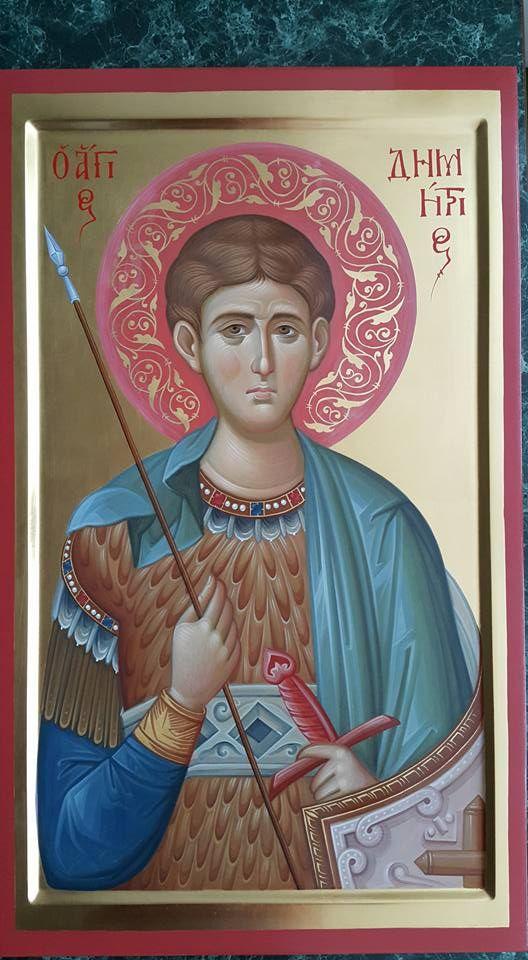 Свети Димитије солунски +++ Saint Demetrius of Thessaloniki
