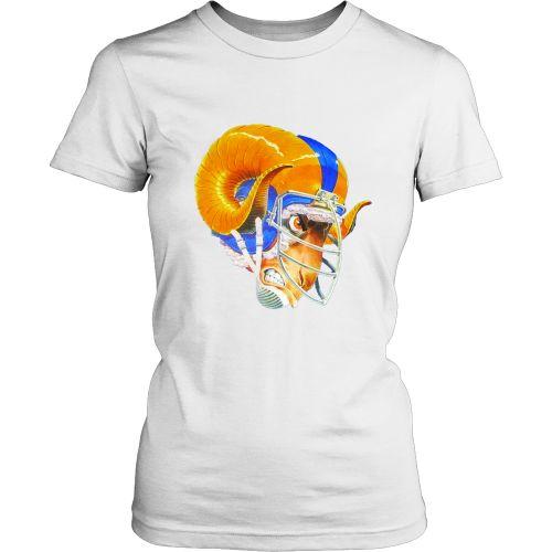 "LA Rams ""The Mad Ram"" Women's Shirt"