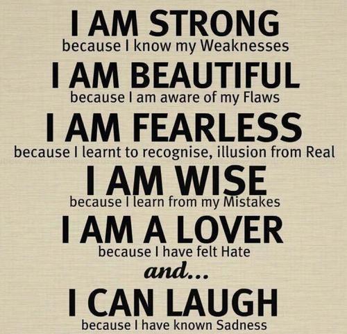 Inner Strength.