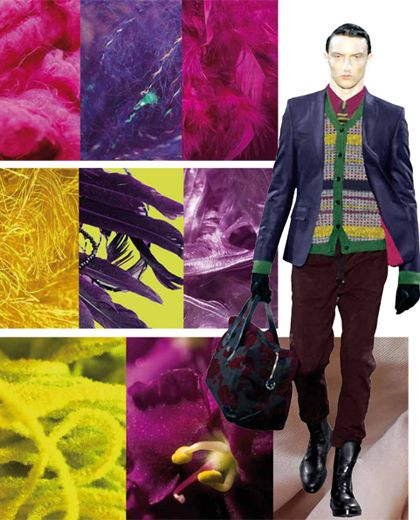 SpinExpo Autumn/Winter 2012/2013 Fashion & Color Trends | Fashion Trendsetter
