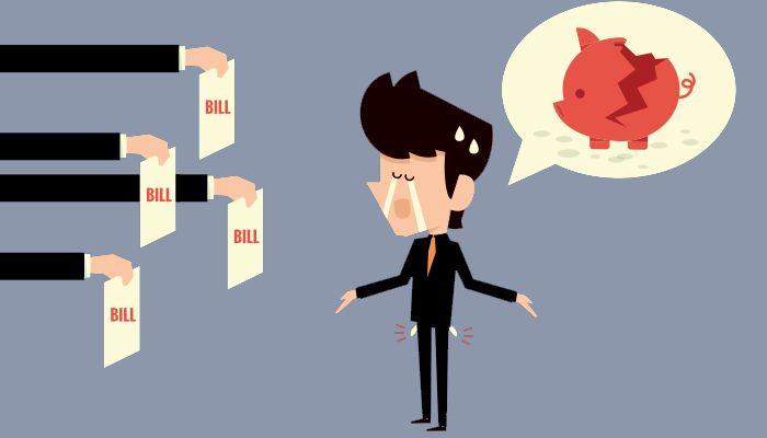 Tips for å hanskes med uforutsette regninger