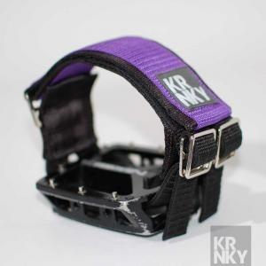 krnky pedal straps ✔