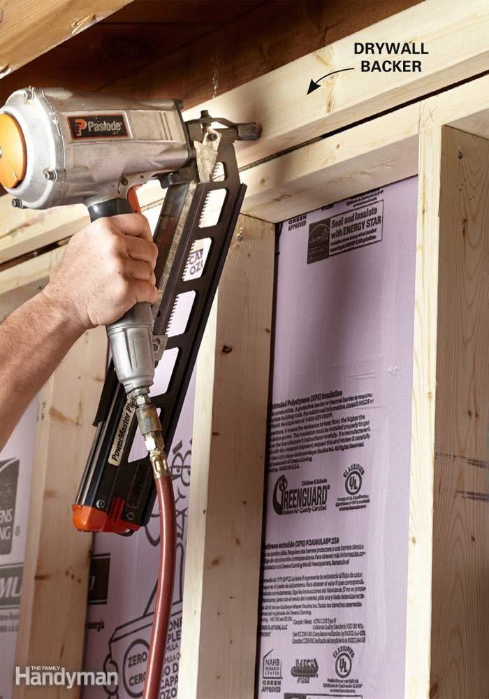 Ways To Finish Basement Walls : Ideas about basement insulation on pinterest