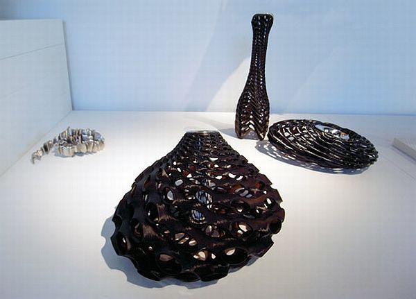 Modern Vases by Hani Rashid