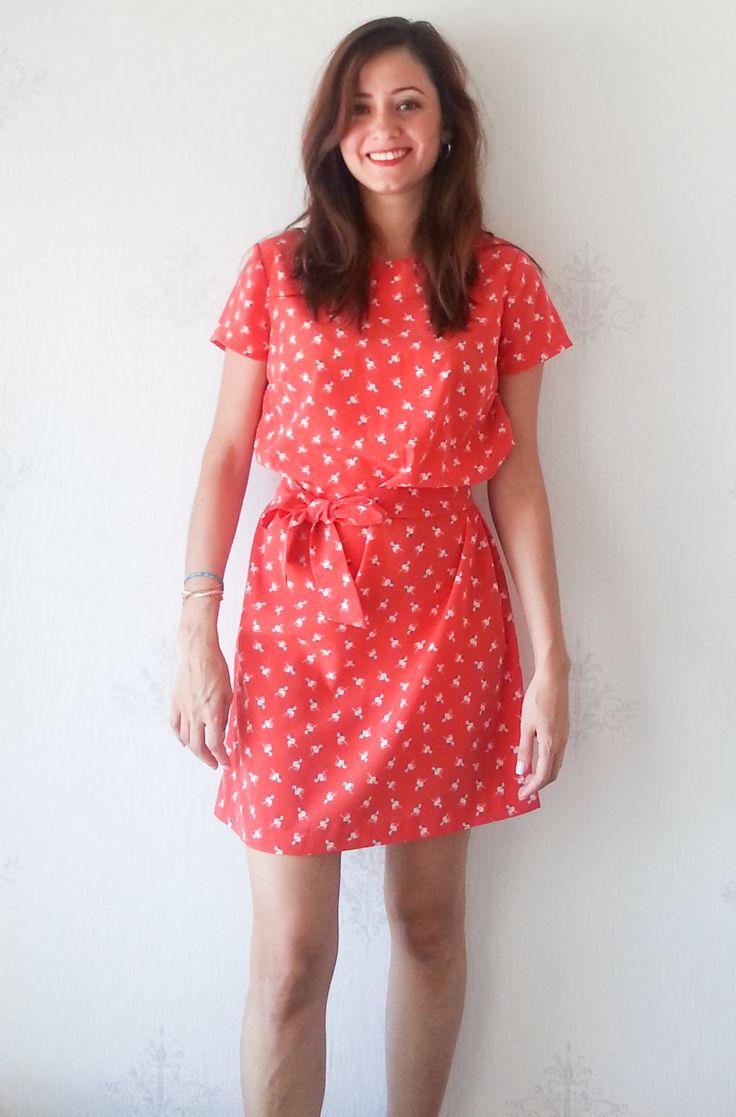 Taller Creativo: Vestido simple