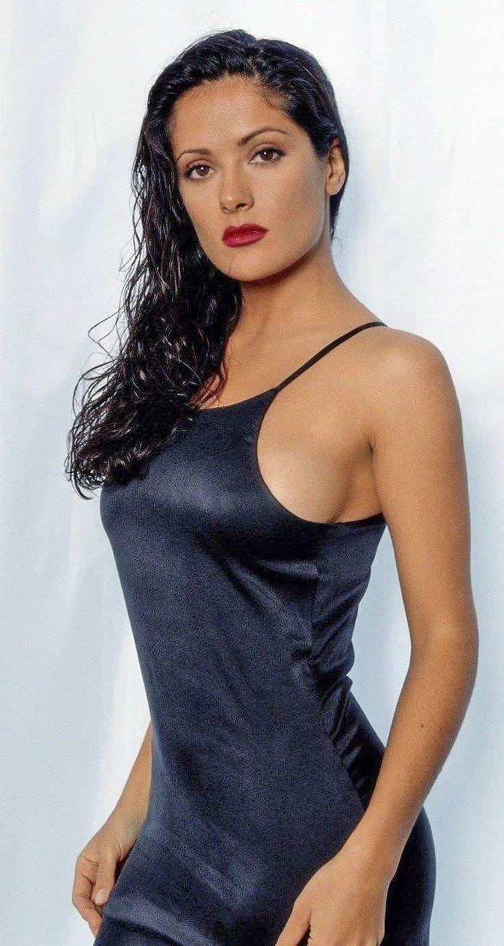 Are not Actress salma hayek necessary phrase