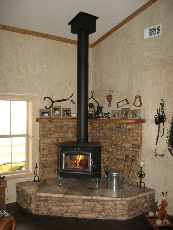 Corner wood stove and hearth pad - Best 25+ Hearth Pad Ideas On Pinterest Rustic Freestanding