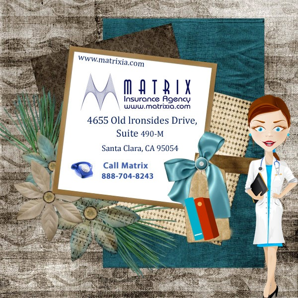Health insurance plans, quotes for individual, family and group are available here at very affordable prices. Call 888-704-8243 for buying health insurance in California or visit here www.matrixia.com