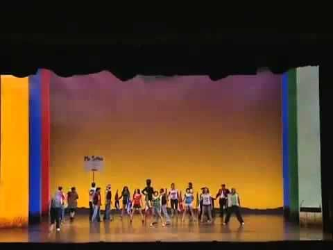 Original In the Heights cast do a special version of One Day More