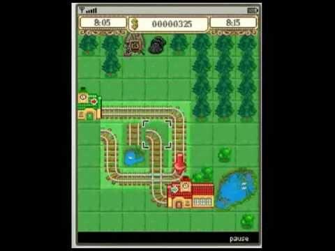Tricky Tracks - mobile phone game demo