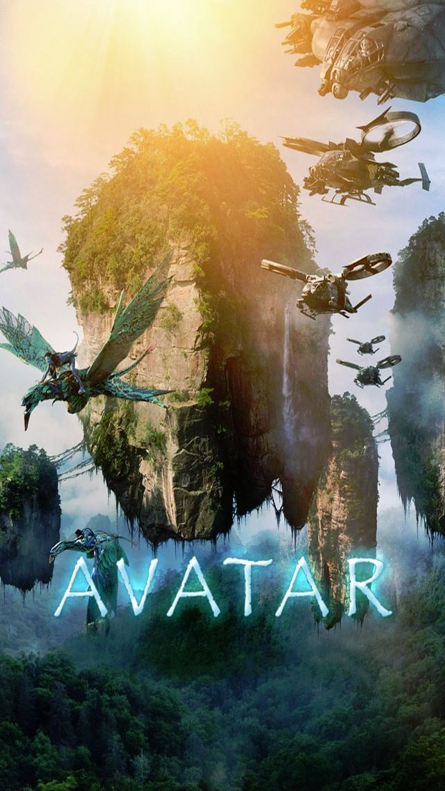 Avatar was based on my idea and designs, the unique plants and animals were based on my research into different things.