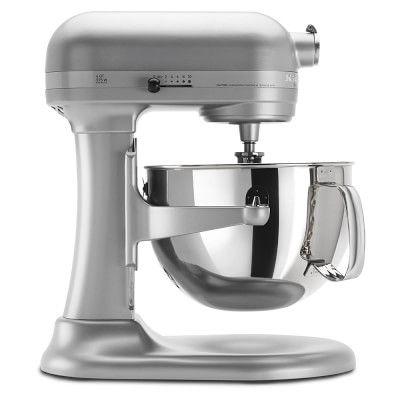KitchenAid(R) Pro 600 Stand Mixer, Nickel Pearl
