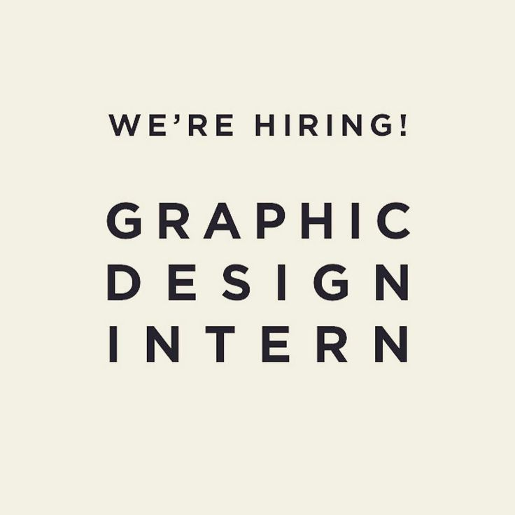 "Send your resume & examples of your work to info@kickbackzny.com with Subject Line ""Graphic Design Intern"". Unpaid but compensation includes free apparel opportunity to make commission off sales and more."