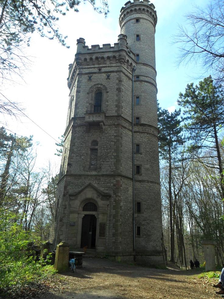 Bismarck tower, Göttingen