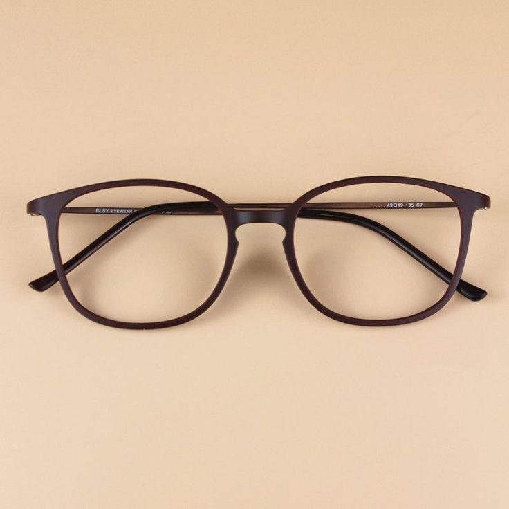 2017 New Vintage Brillen Männer Mode Brillen Frames Brand Eyewear …  #brand #…