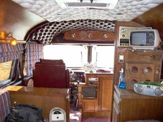 NICE 1954 FLXIBLE. Bus Conversion FOR SALE.