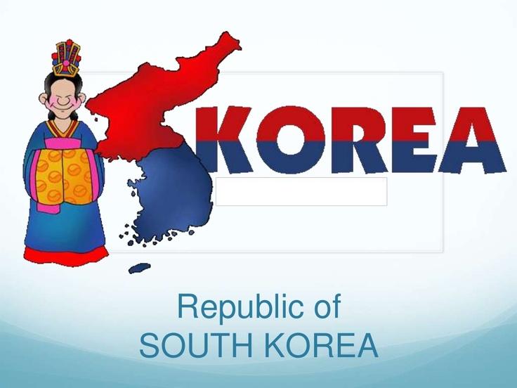 south koren flag