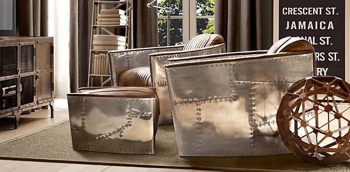 Leather Seating Restoration Hardware For Him In 2018 Pinterest Furniture And Room
