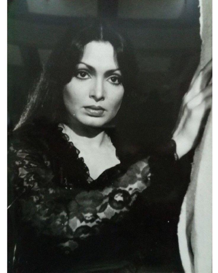 Parveen Babi- Bollywood star RIP