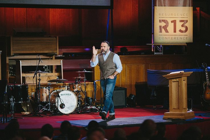 SEATTLE – Pastor Mark Driscoll set the tone early during a meeting of Christian leaders strategizing for a faith-driven resurgence on the fi...