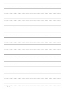 More than 900 papers you can download and print for FREE. From graph paper, lined paper, financial paper, music paper, and more.