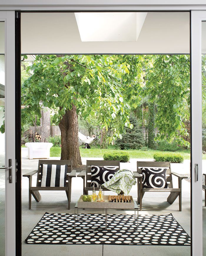 netherlands native sabine taal is the driving force behind her familys less is more luxury modern homescolorado - Colorado Home Design