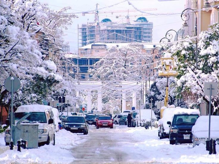 Foto Gürcüstanın Batumi şəhərindəndir city of