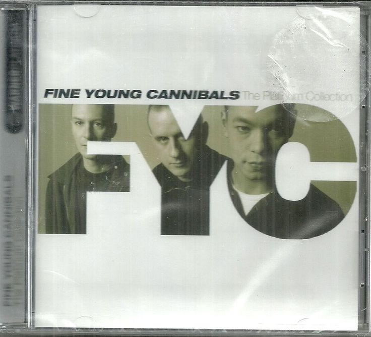 #FineYoungCannibals : The Platinum Collection - #SouthAfrica Edition #CD * New *